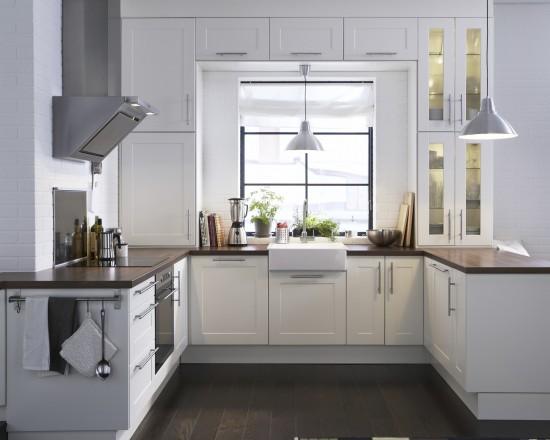 mobila bucatarie mdf white. Black Bedroom Furniture Sets. Home Design Ideas